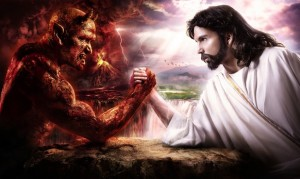 Satanic porno