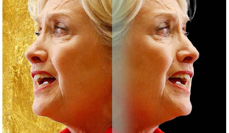 THE HYPOCRITE: Hillary Clinton Touts a Code of Conduct She and Her Operatives Routinely Violate